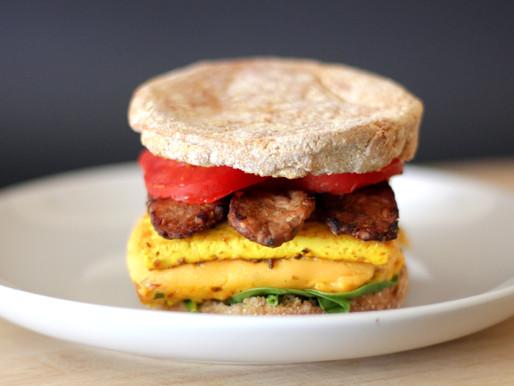 Savory Breakfast Sandwich