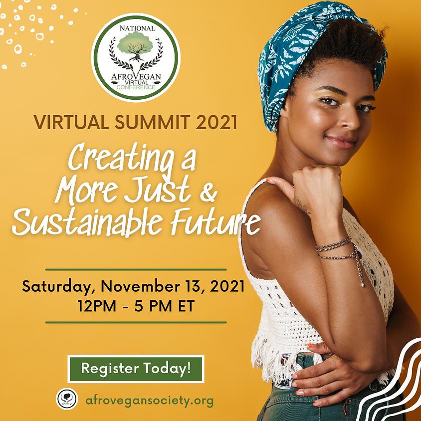 National Afro-Vegan Conference Virtual Summit