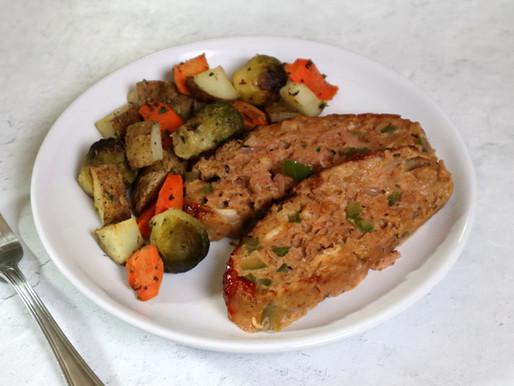 Classic Vegan Meatloaf