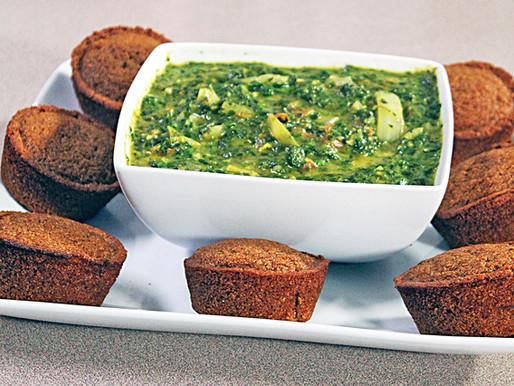 Creamy Coconut Kale & Spinach