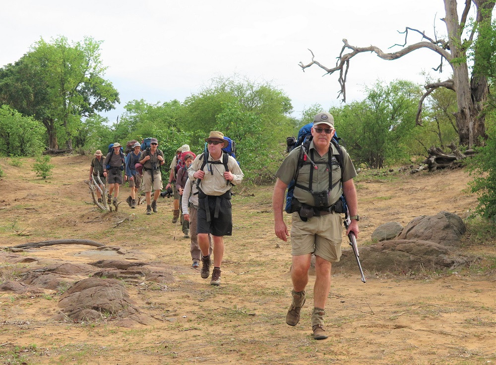 backpacking, walking safari, walking safaris, kruger park walking safari, african safari, luxury safari, tailor made safari,