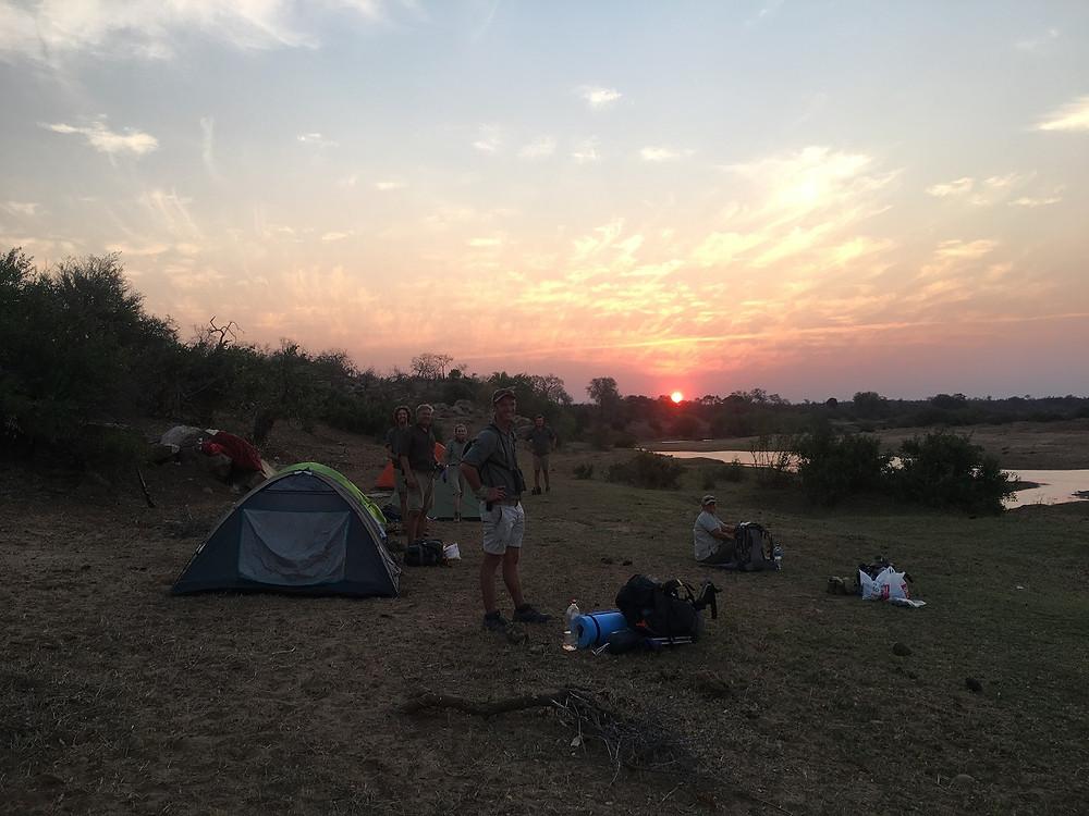 backpacking, walking safari, walking safaris, kruger park walking safari, african safari, luxury safari, tailor made safari