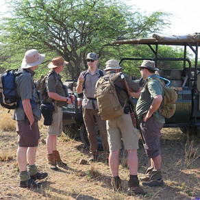 Safari Clothing & Equipment Choices