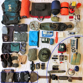 Backpacking Safari: SMART Packing & Planning
