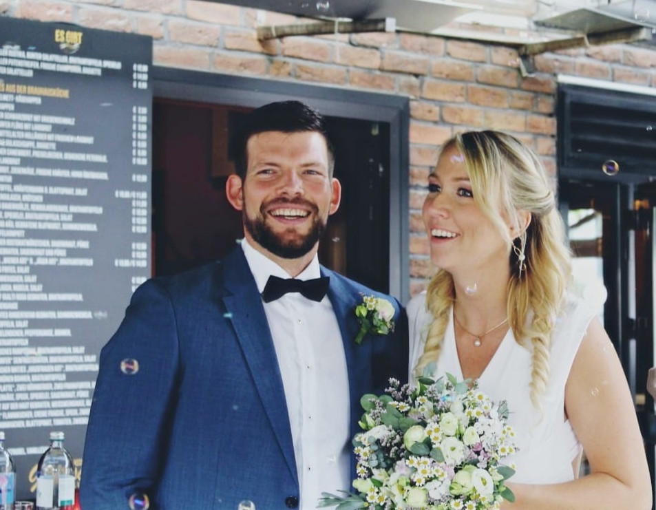 Braut Simone