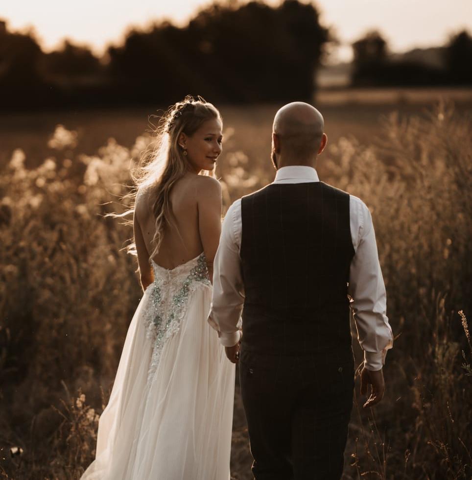 Braut Sabine