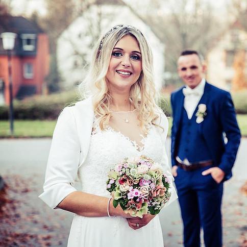 Braut Manuela