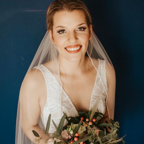 Braut Laura