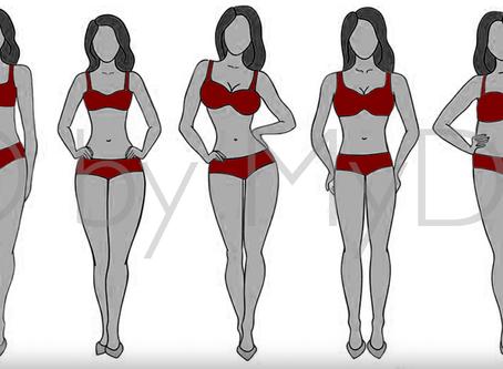 Welche Kleidung passt zu meiner Körperform?