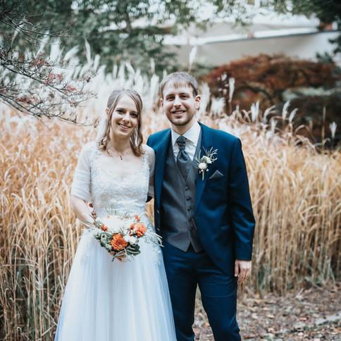 Braut Leonie