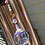 Thumbnail: Large Rainbow Crystal Ball Suncatcher w/ CopperBali Beads & Swarovski Crystals