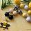 Thumbnail: Beautiful Little Girls Chunky Bead, Bubblegum Bead, Bumble Bee Charm Necklace