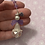 Thumbnail: Angel Suncatcher with Purple Wings and Swarovski Crystals