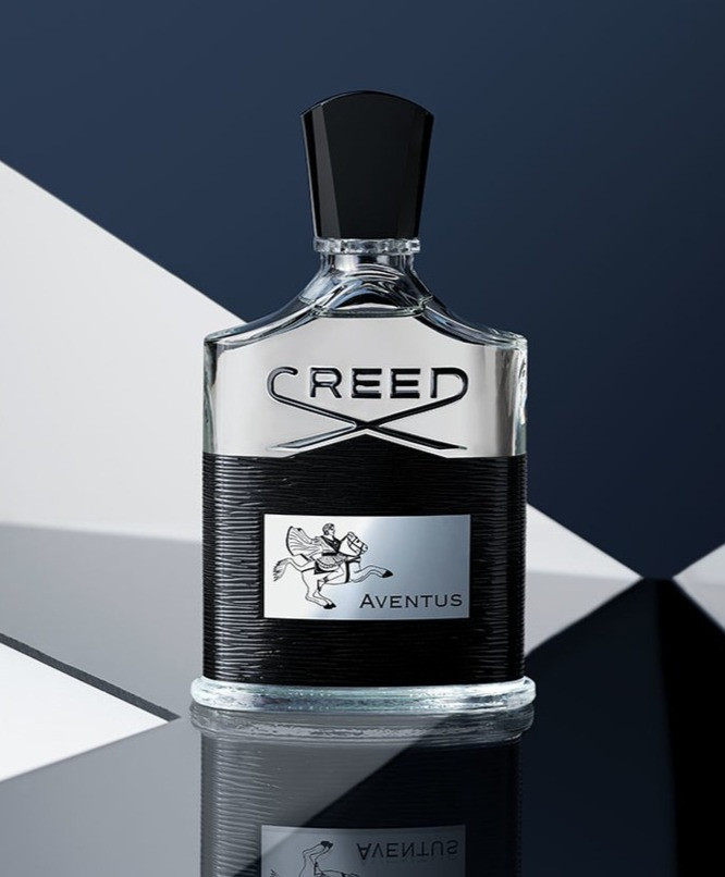 Valentine's Day gift idea for him: Creed Aventus aftershave