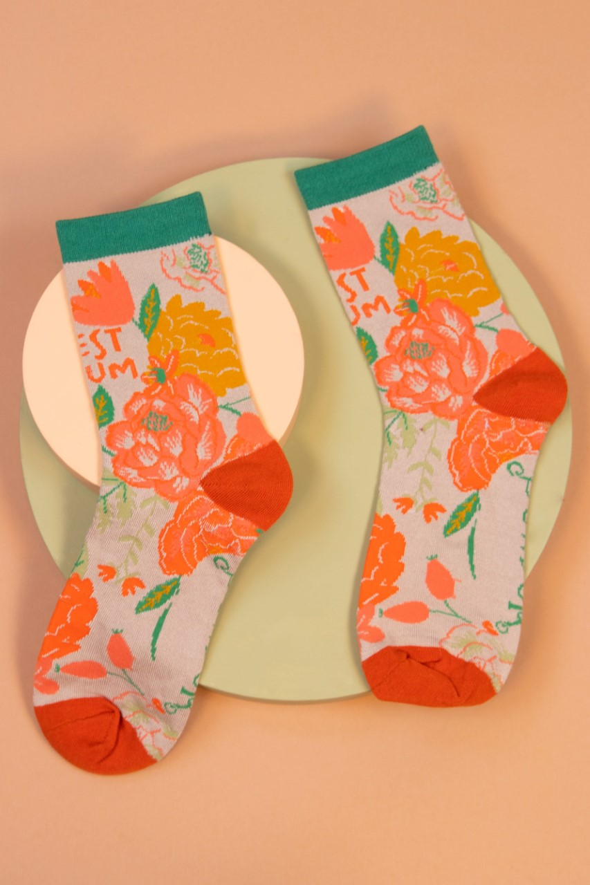 Mother's Day Gift Guide: Powder 'Best Mum' Ankle Socks