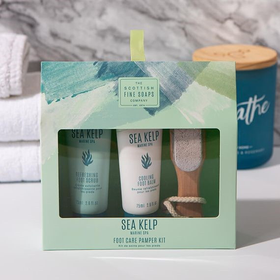 Mother's Day Gift Guide: Prezzybox Footcare Pamper Set