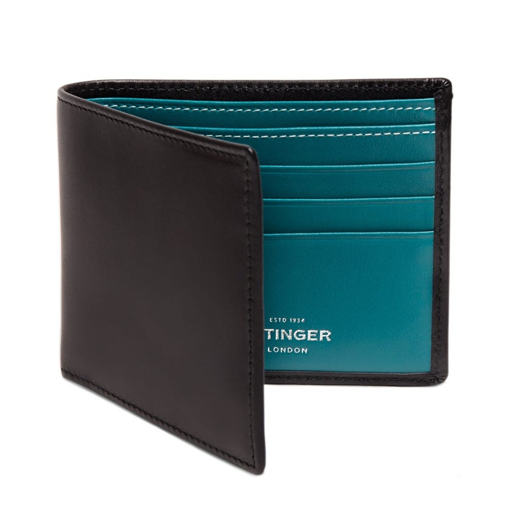 Valentine's day gift idea for him: Ettinger Billfold Wallet