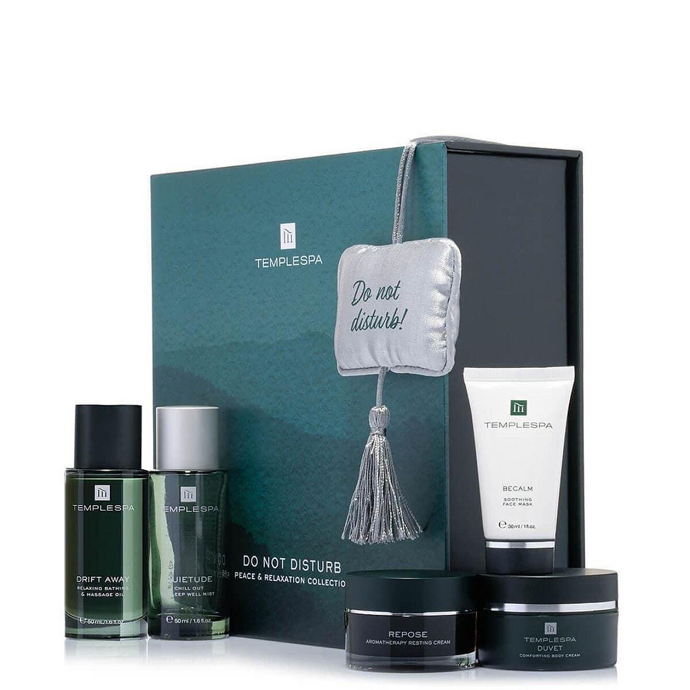 Mother's Day Gift Guide: TempleSpa Do Not Disturb Peace & Relaxation Gift Set