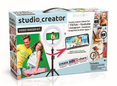 Studio Creator Video Maker Kit Review: Our Thoughts