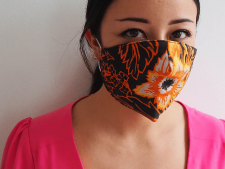 10 sustainable & reusable face masks for conscious buyers