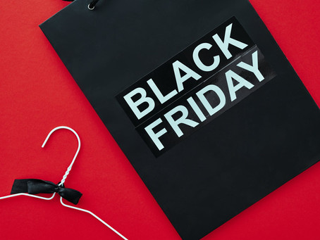 Black Friday: Shoppers spending habits & their impact on the environment