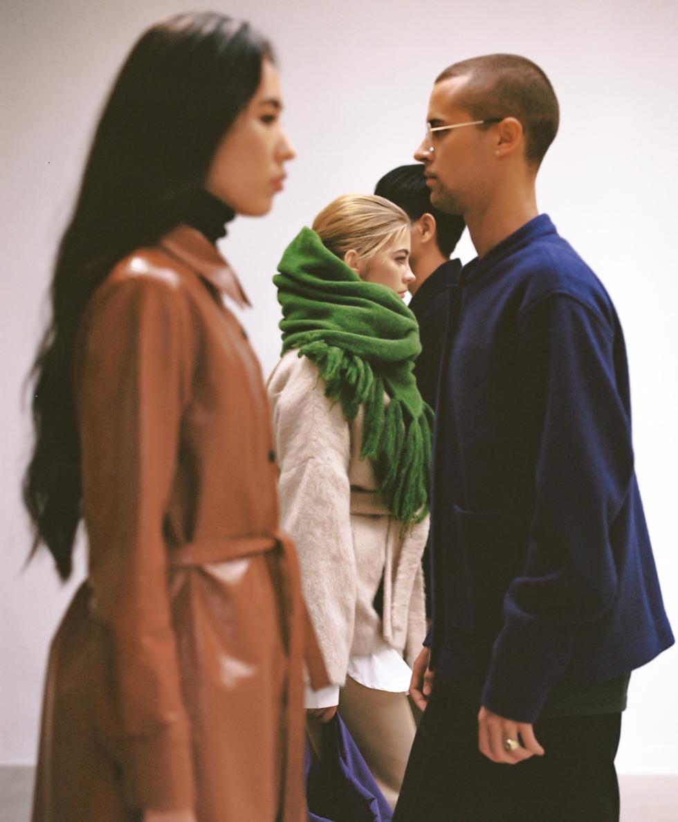 London Fashion Week Round-Up: Buffet Clothing