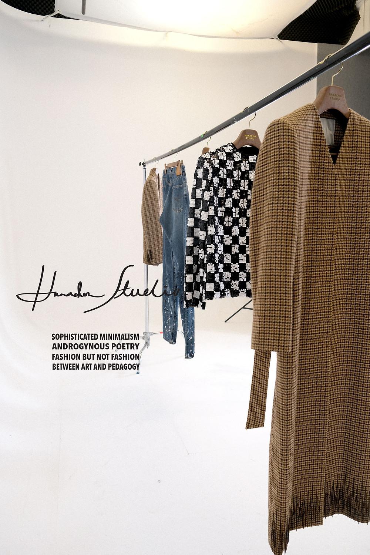 London Fashion Week Round-Up: Hanacha Studio