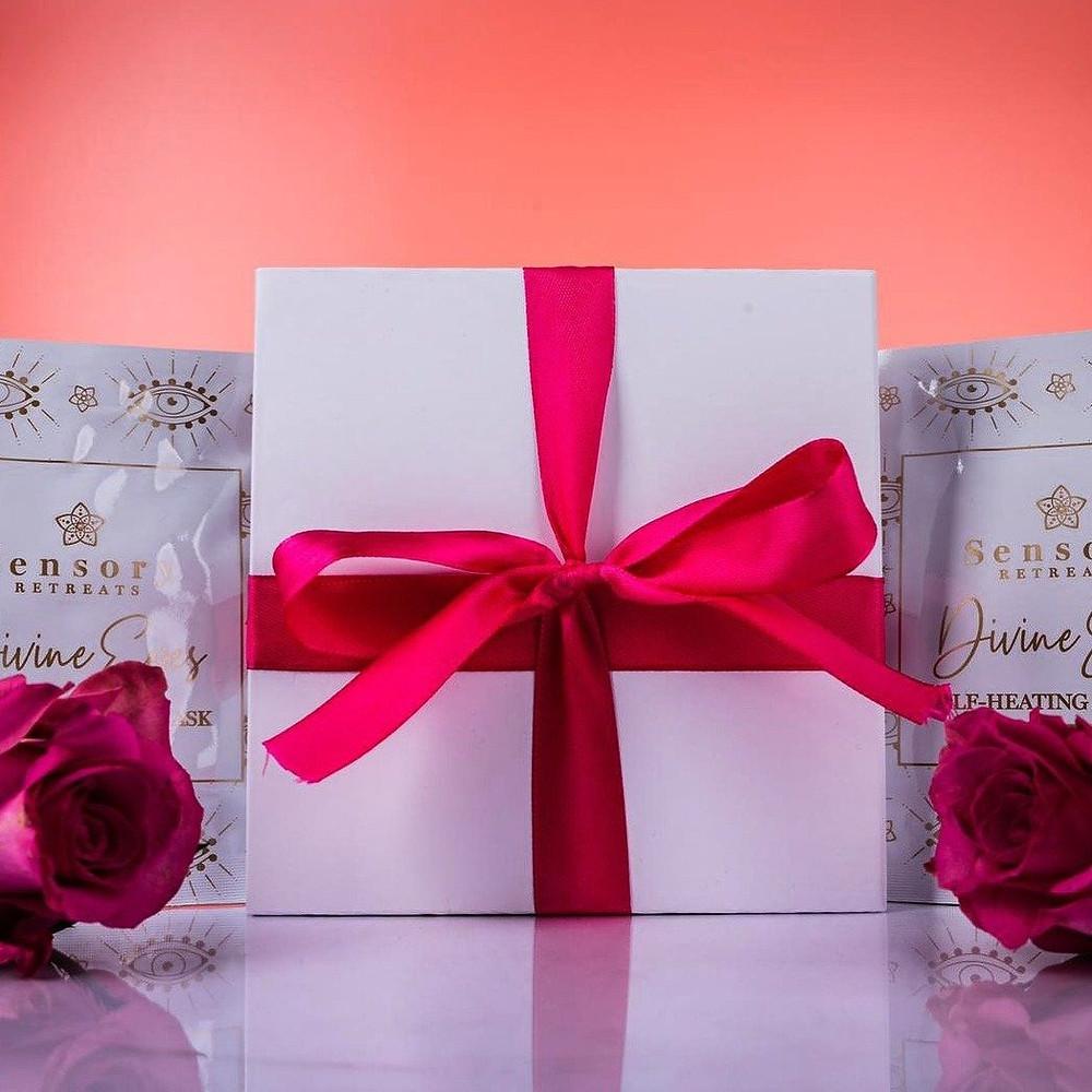Sensory Retreats Divine Eyes Valentines Day Double Treat Box