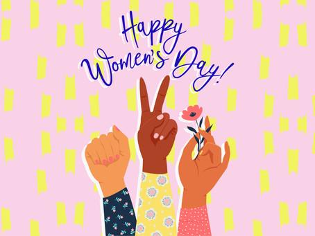How To Celebrate International Women's Day In Lockdown