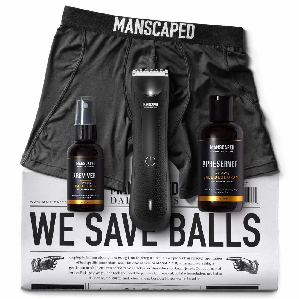 Manscaped The Perfect Package 3.0
