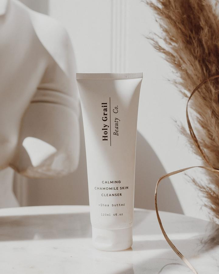 Holy Grail Beauty Co. Calming Chamomile Skin Cleanser