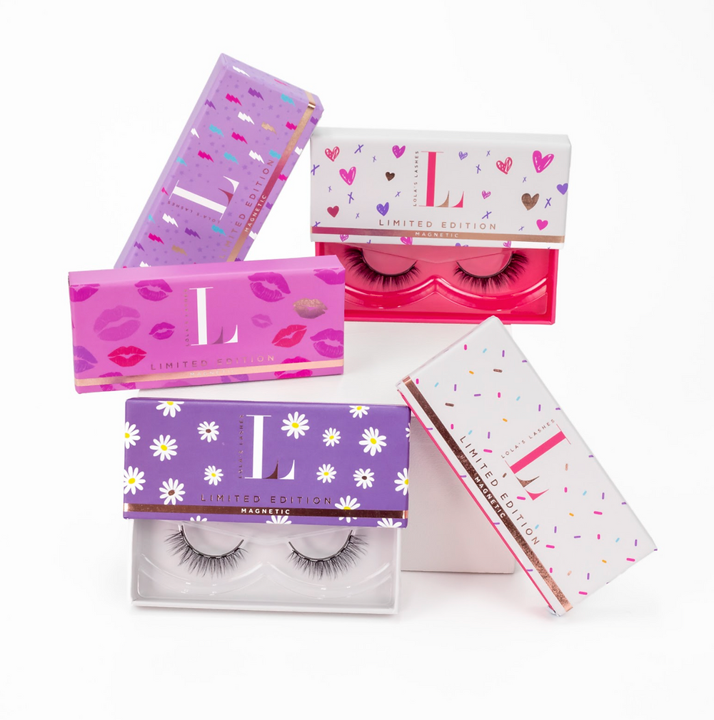 Mother's Day Gift Guide: Lola's Lashes Throwback Collection