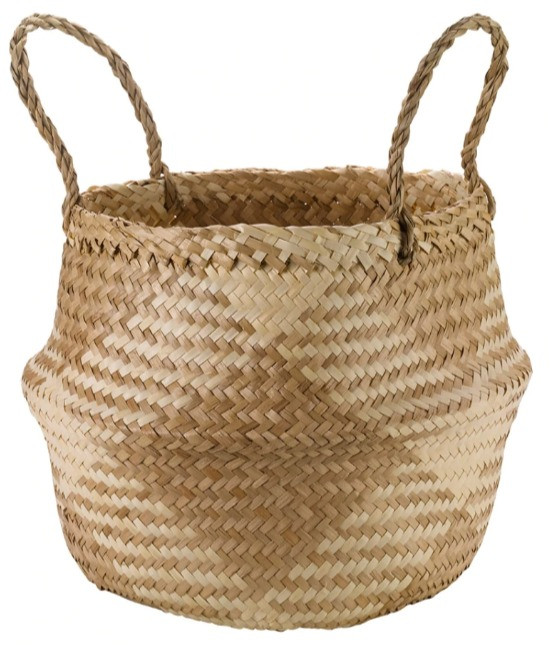 Mother's Day Gift Guide: Oxfam Seagrass Basket