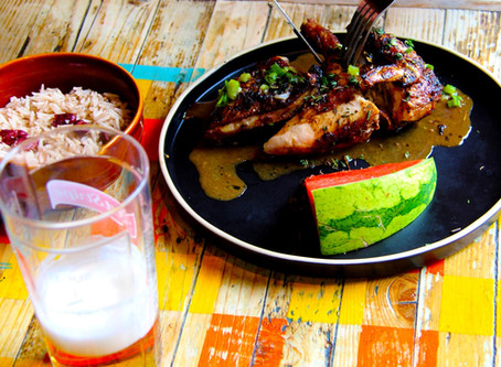 Turtle Bay launches a new menu,  including Caribbean brunch for  the very first time