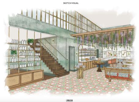 Linnaean: Wellness and beauty concept space launching September 2019