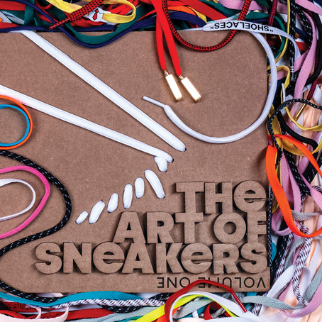THE ART OF SNEAKERS on sale December 2019
