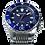 Thumbnail: Seahorse Ocean Blue Bezel