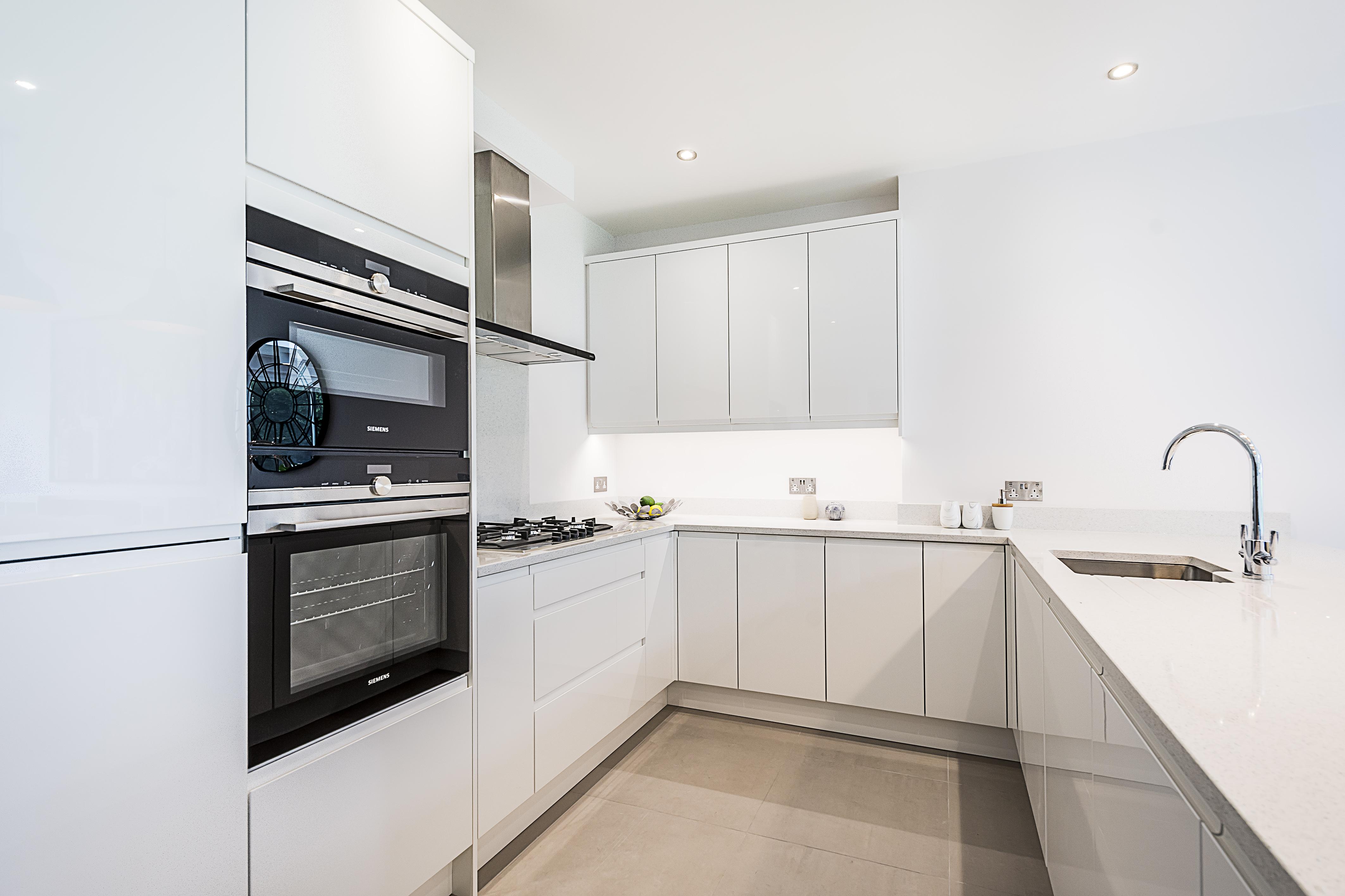 Hutton Mews kitchen