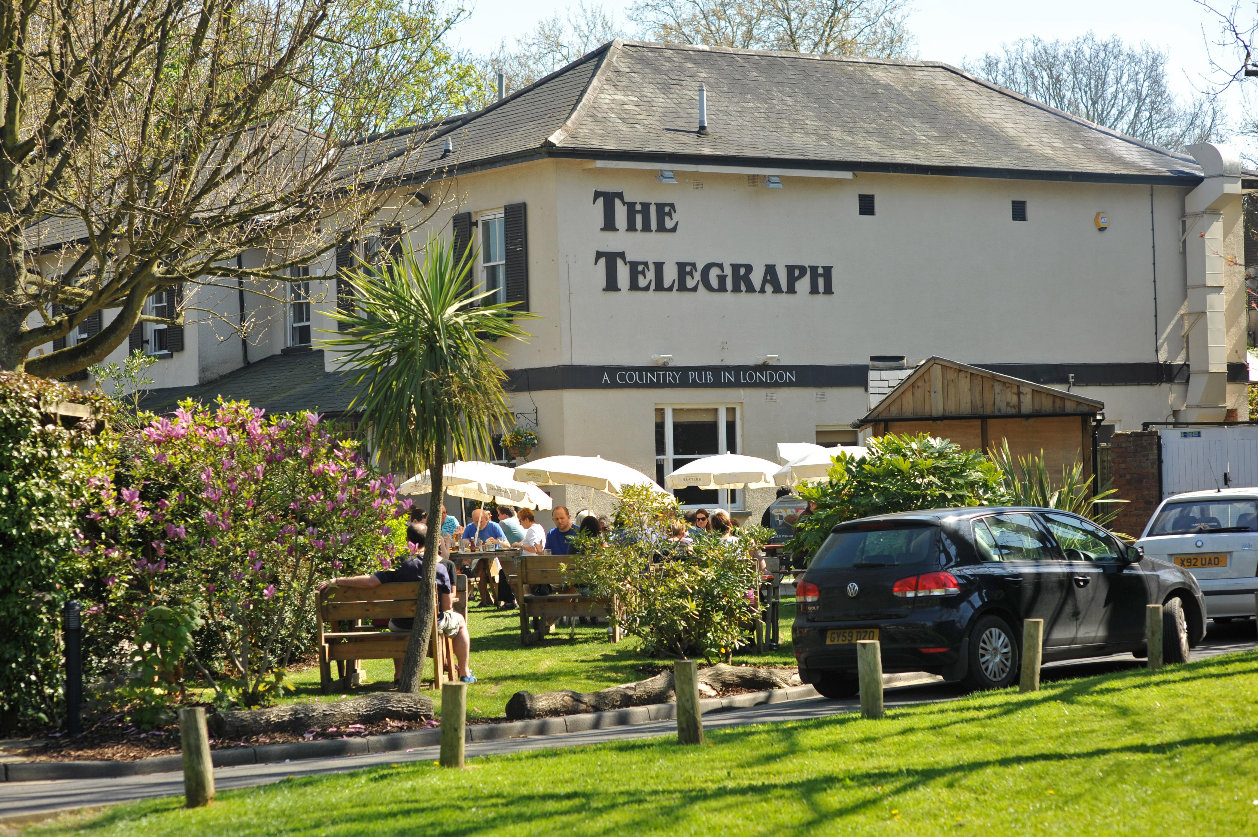 TheTelegraph, Putney Heath