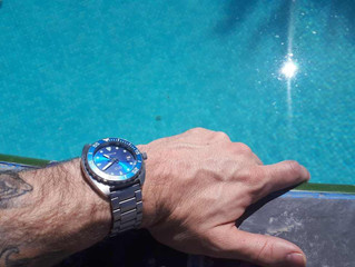 Pantor Sealion dive watch review