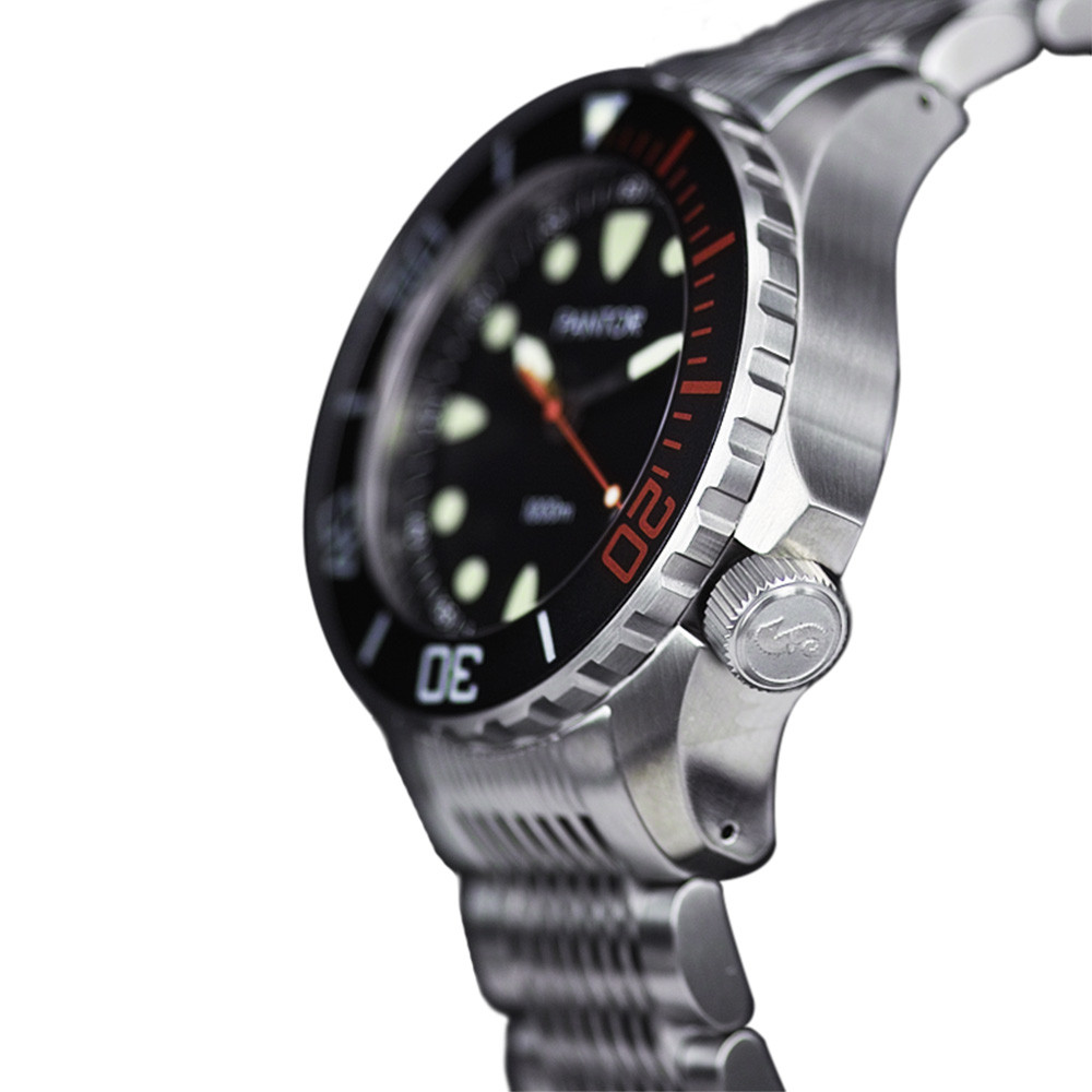 Pantor Seahorse 1000M Dive Watch
