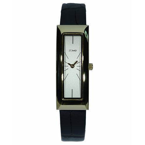 Zomo Adore 3778 gold Swiss women's fashion dress watch