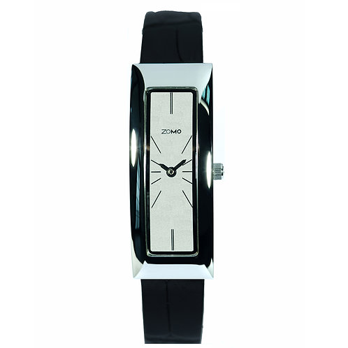 Zomo Adore 3778 silver Swiss women's fashion dress watch