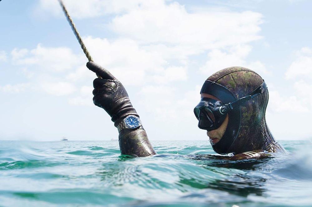Pantor Sealion 300M Dive Watch