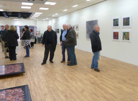 Exploring Boundaries Exhibition