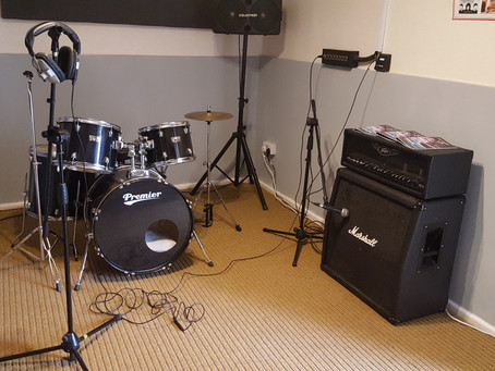 Embassy in the Studio