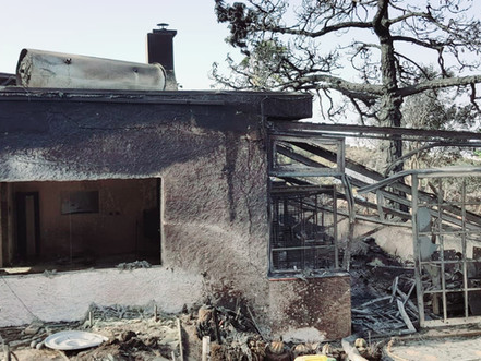 Praktische Ratschläge für diejenigen, die einen Brandschaden erlitten haben LA PALMA