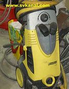 Минимойка - используется для проведения работ по очистке внутренней канализации.