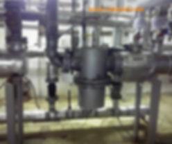 Очистка грязевиков отопления, Очистка грязевиков ГВС, Замена прокладок из паронита