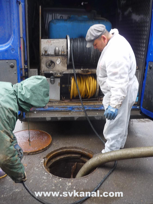 СпецВодоКанал Прочистка канализации